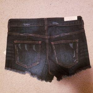 Altar'd State Shorts - Denim shorts